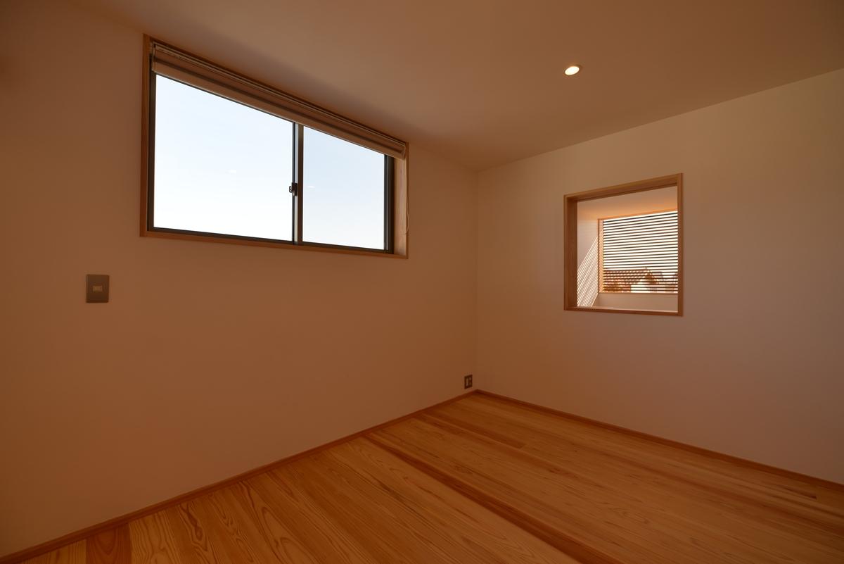 吉田の家(長野市)・リノベーション|2階個室-1