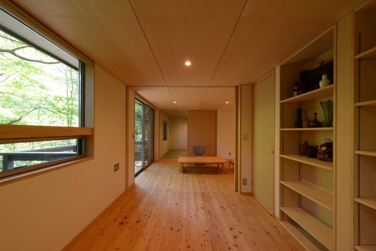 駒ヶ根山荘(駒ヶ根市)-個室~広間・和室(after)