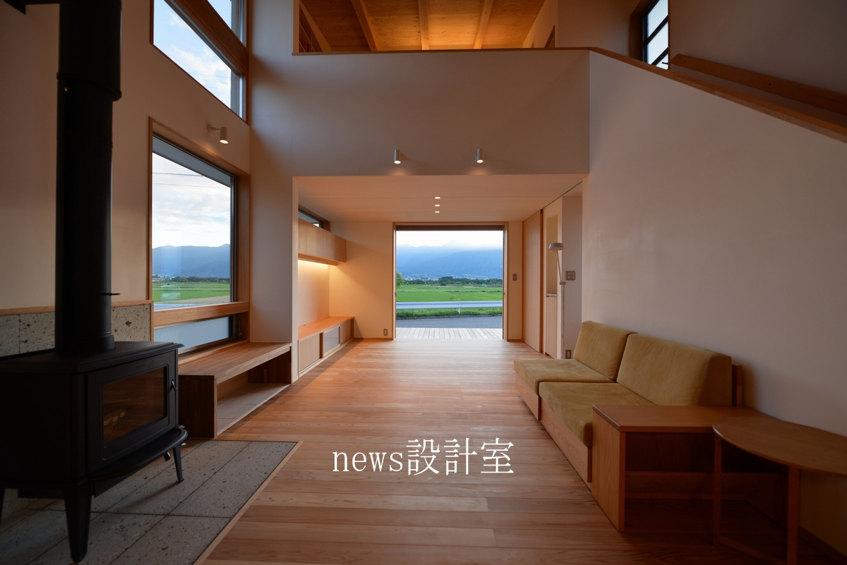 2015 明科光の家|住宅