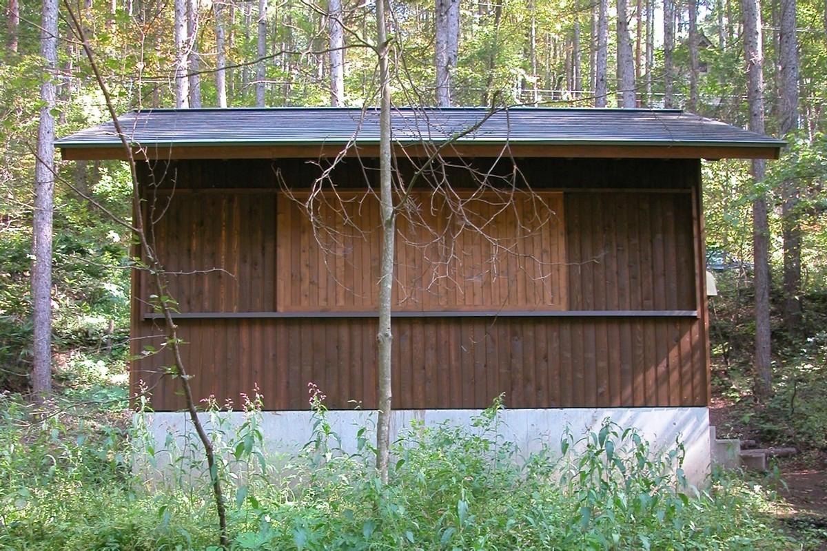 2007 飯綱高原の山小屋Ⅱ(長野市飯綱高原)