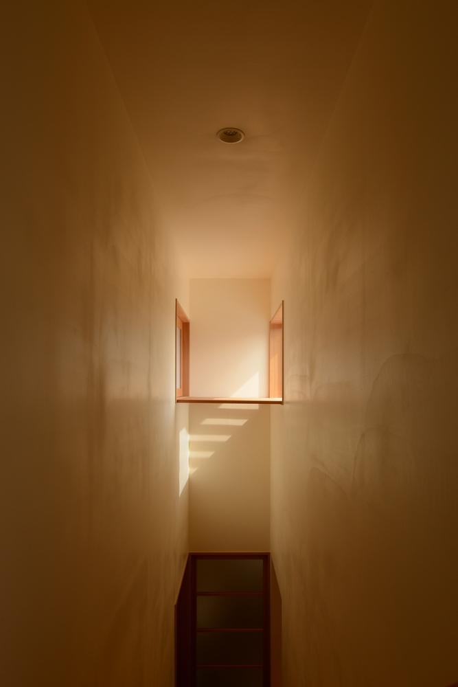 島内の家(松本市)-階段