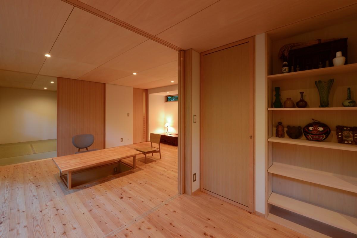 駒ヶ根山荘(駒ヶ根市)-個室~広間(after)