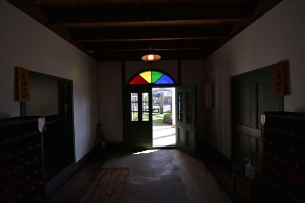 旧中込学校 建築見学 重要文化財