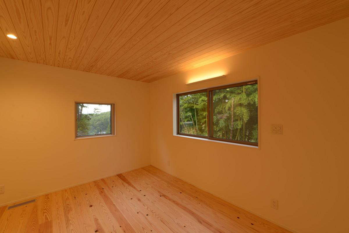 飯田の家Ⅰ(飯田市)1階個室