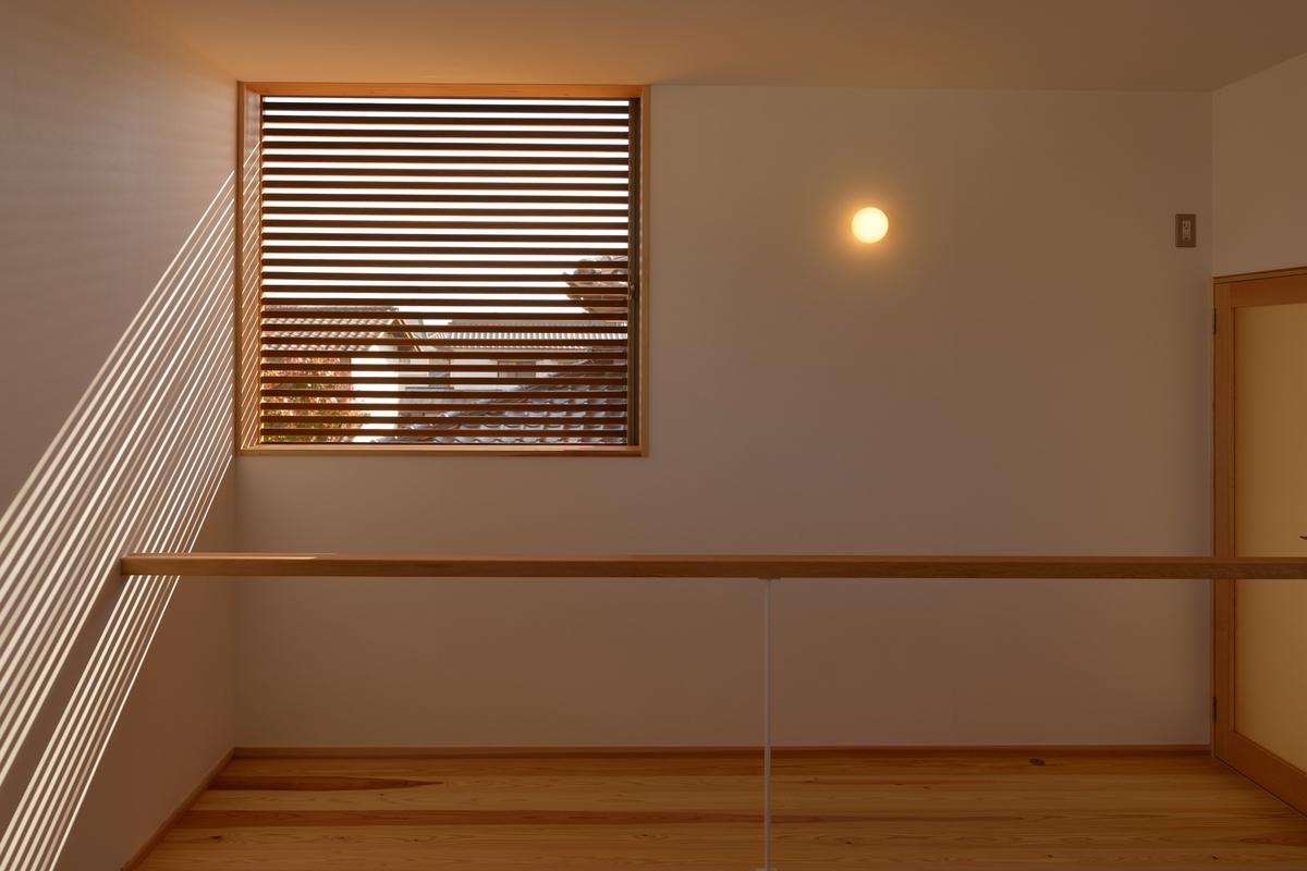 吉田の家(長野市)・リノベーション|2階吹抜け