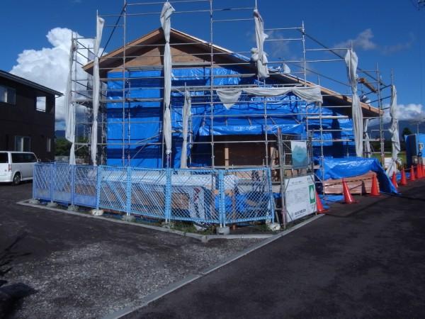 三郷の家・安曇野市 news設計室 建築家