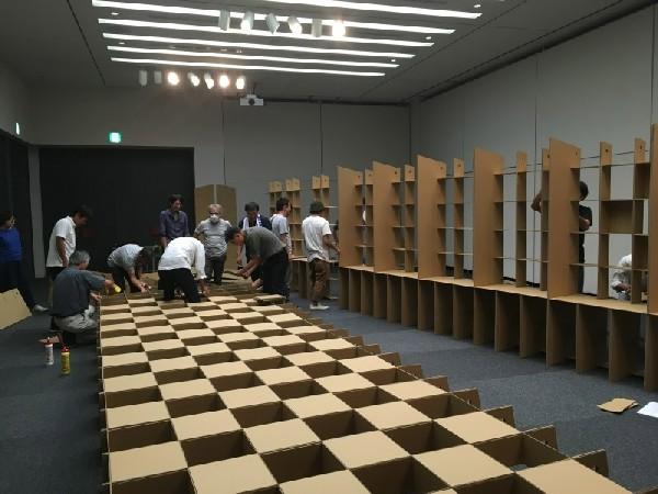 第11回松本安曇野住宅建築展 インスタレーション
