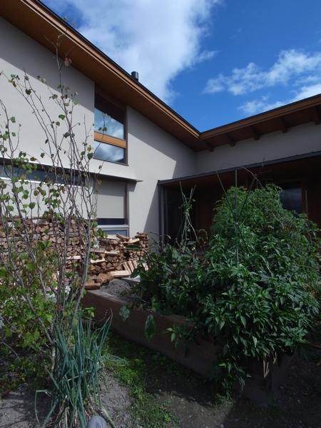 長野県 安曇野市 安曇野の家 建築家 建築設計事務所