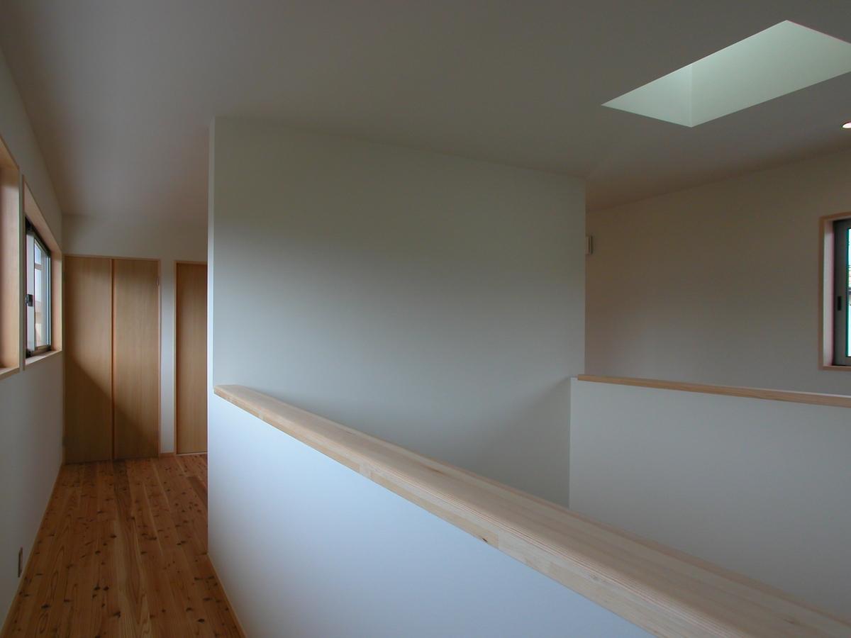カフェあくら(松本市)-2階住居部分