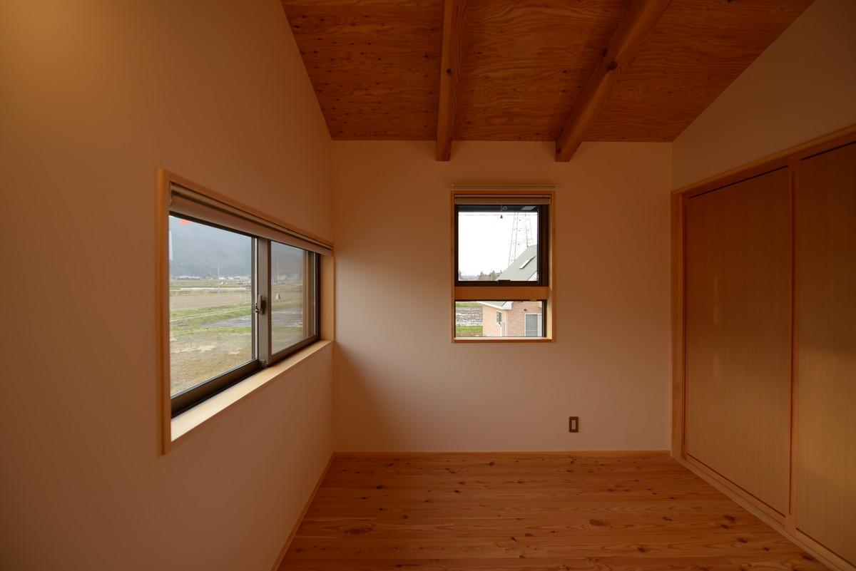 大町の家Ⅱ(大町市)個室