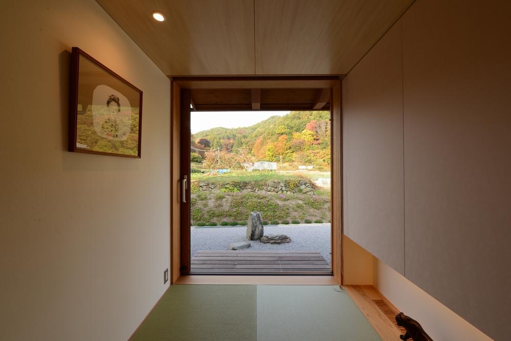 真田の家(上田市)-小上り