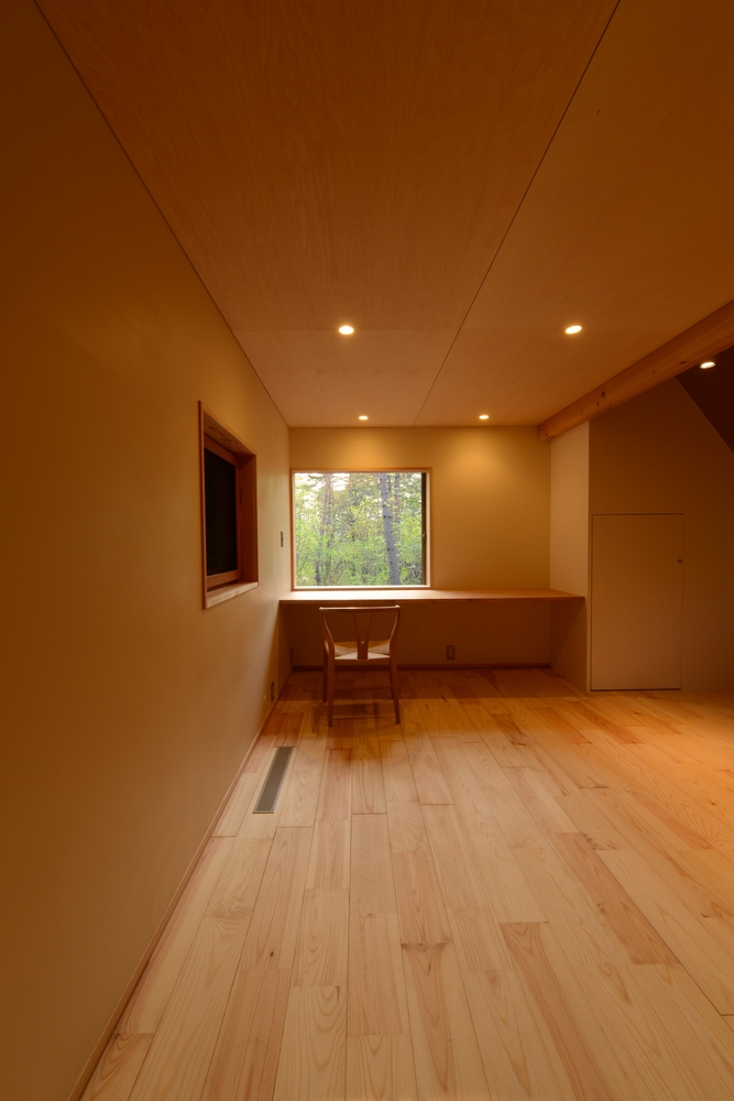 飯綱山荘(長野市飯綱高原)-多目的室