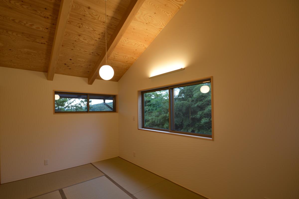 飯田の家Ⅰ(飯田市)2階個室