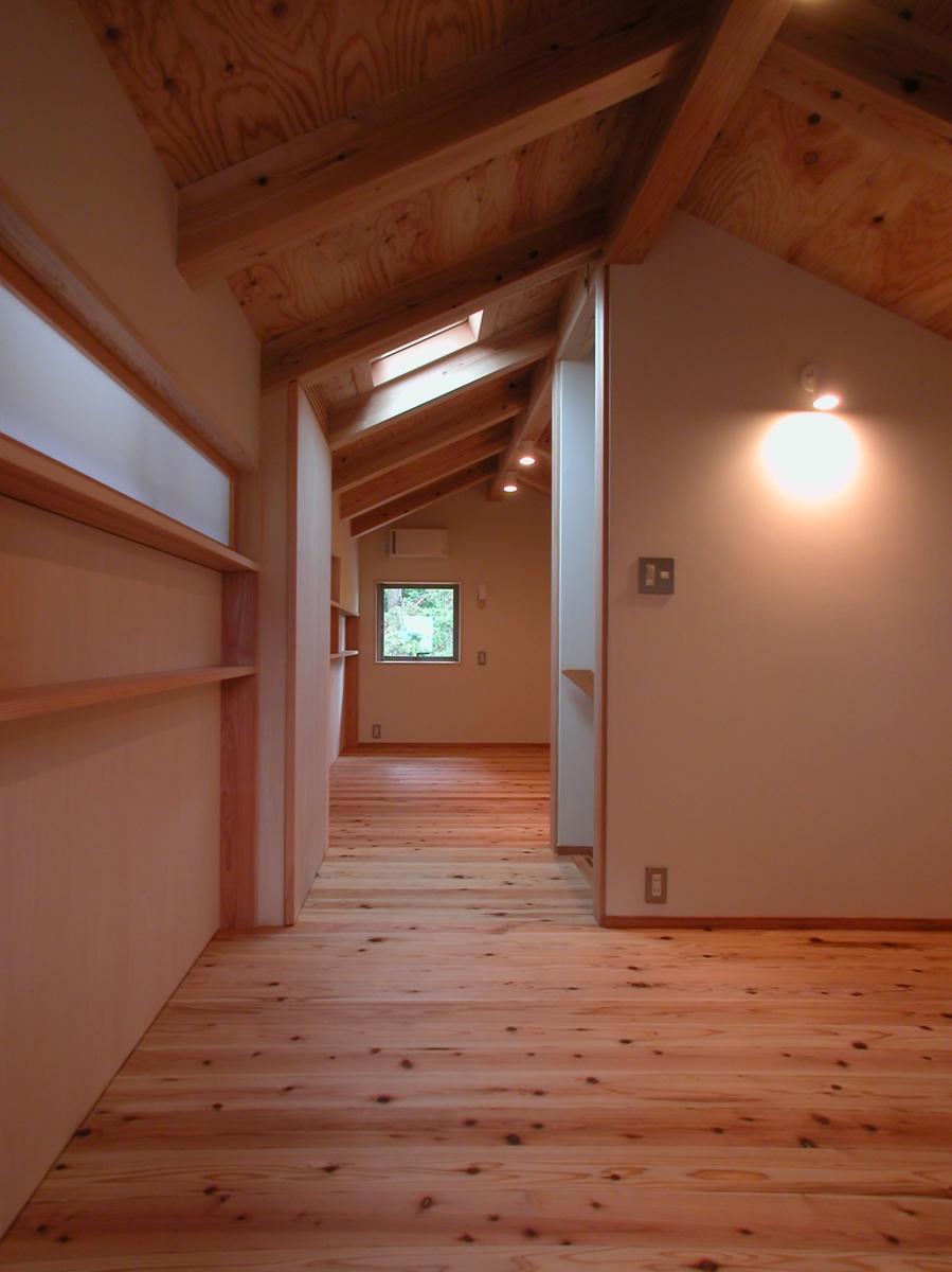 穂高有明の家Ⅲ(安曇野市)-2階個室(寝室)