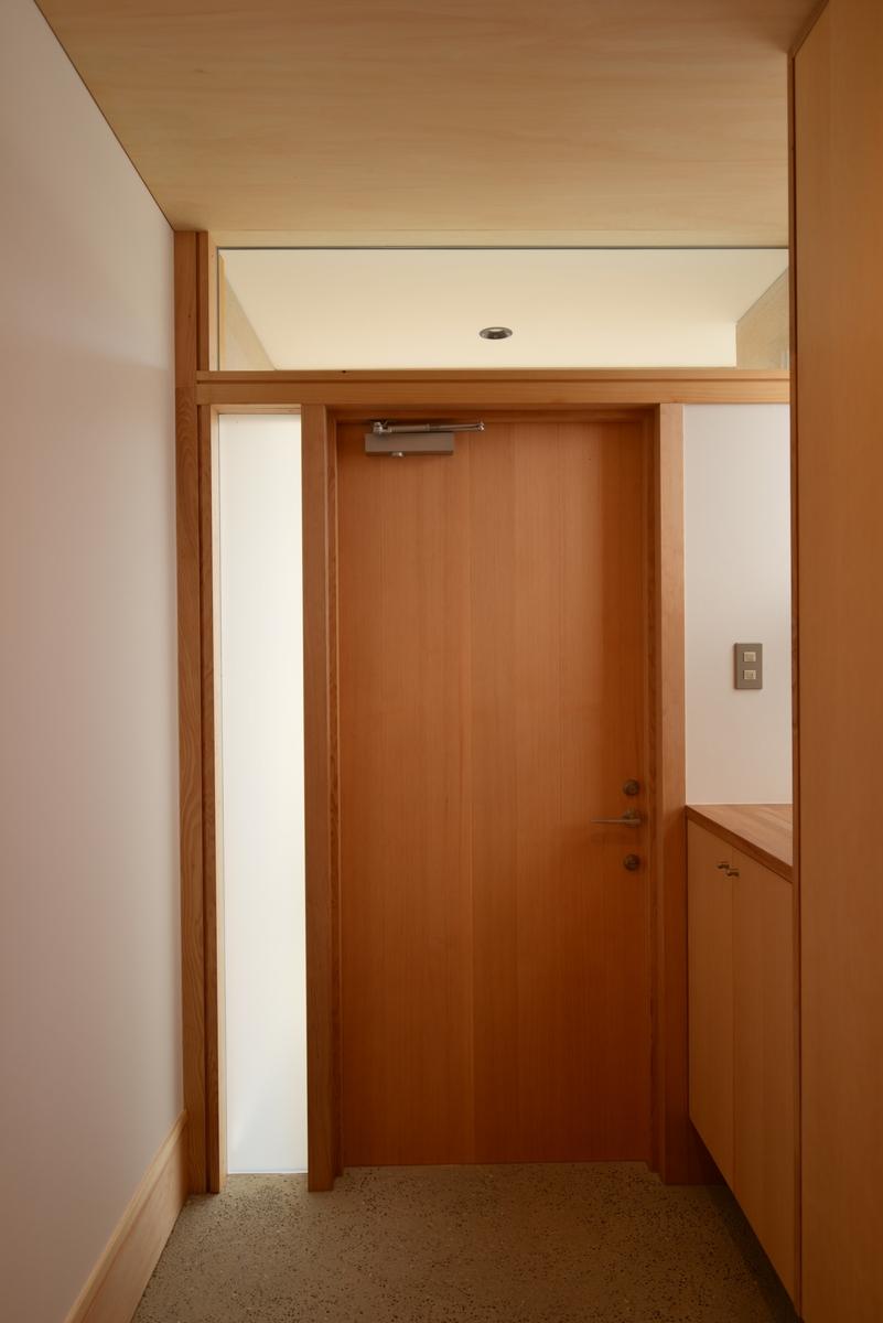 吉田の家(長野市)・リノベーション|玄関