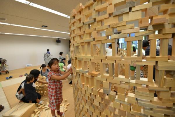 第11回松本安曇野住宅建築展 子供ワークショップ