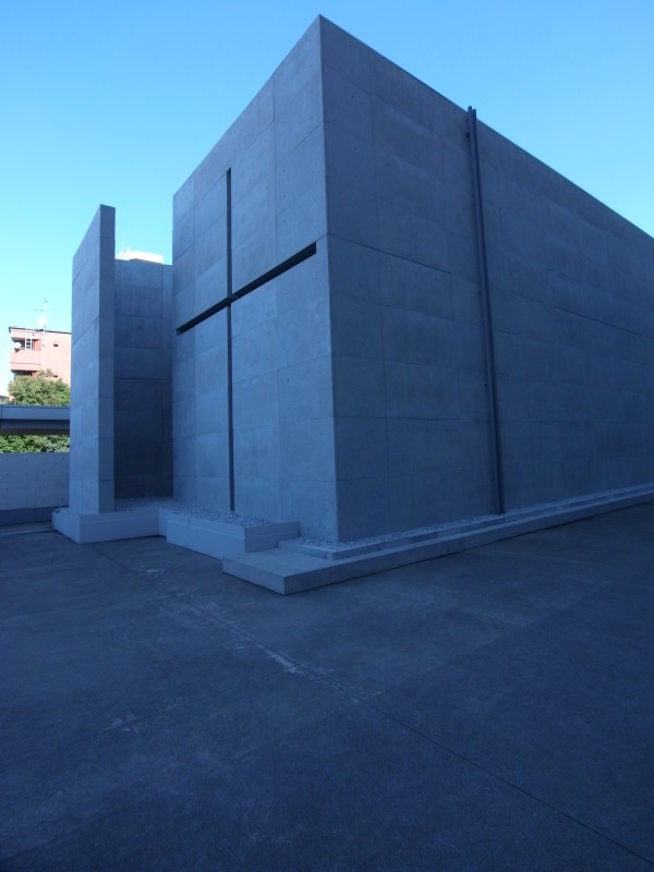 news設計室 国立新美術館 安藤忠雄展 光の教会 長野県松本市安曇野市の建築家