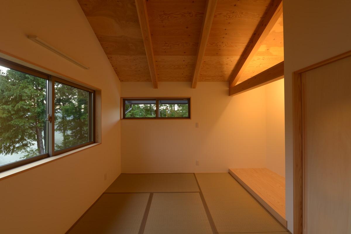 飯田の家Ⅰ(飯田市)2階個室(ゲストルーム)