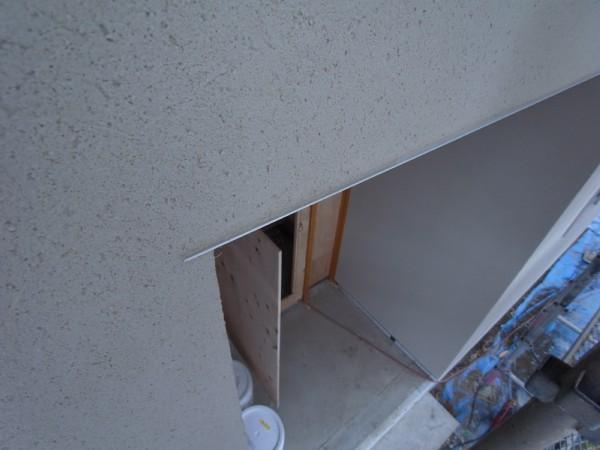松本市 島立の家Ⅱ 外部検査 長野県松本市の建築設計事務所 建築家 丸山和男 現場監理 住宅
