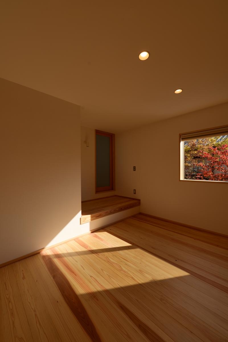 吉田の家(長野市)・リノベーション|2階個室-2