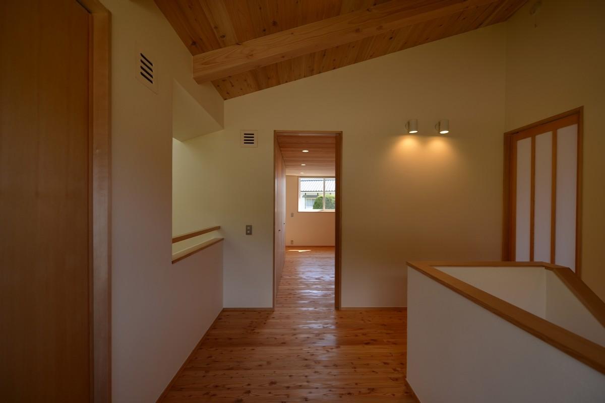 里山辺の家(松本市)-子世帯ホール