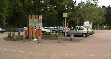 Parkplatz Katenkreuz