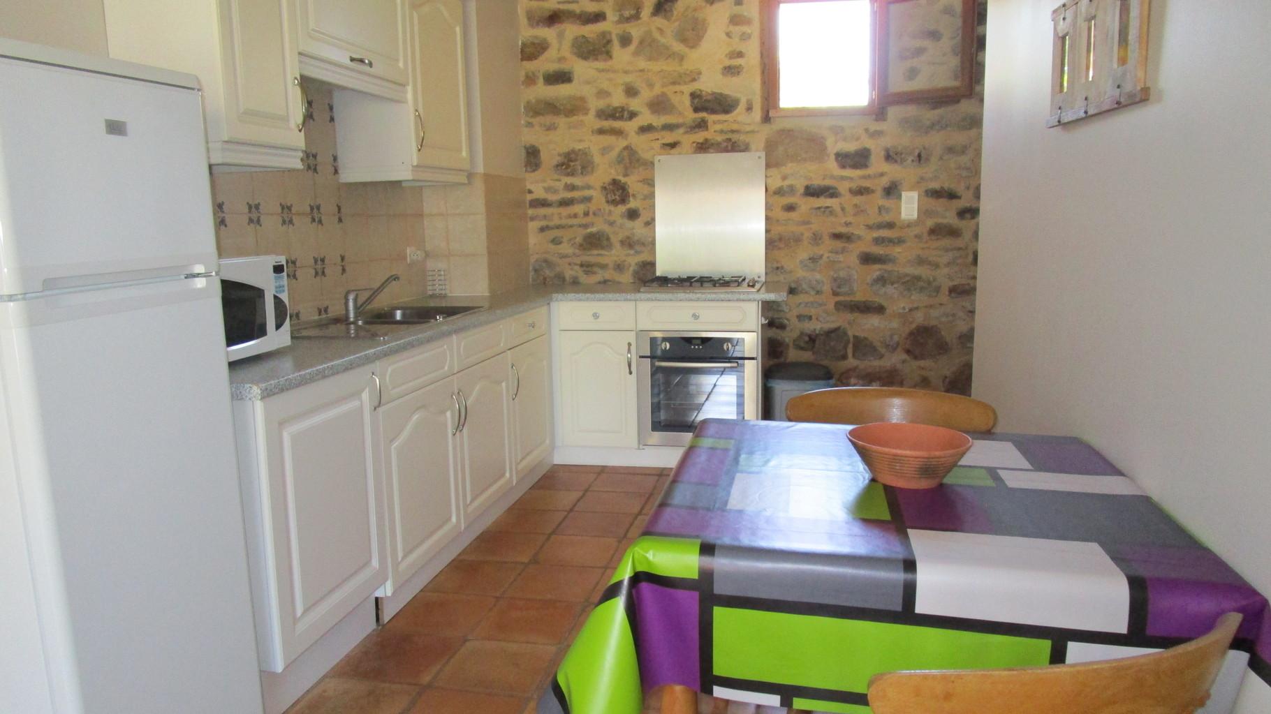coin repas, Gîtes et chambre d'Hôtes Peyrecout Tarn Cordes Albi