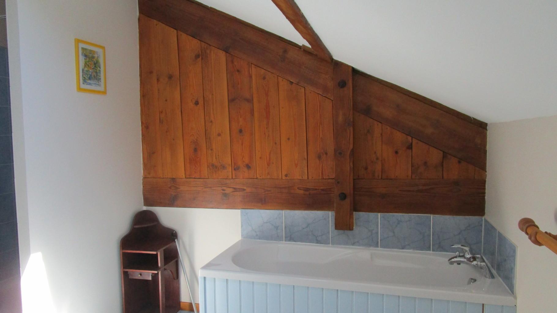 baignoire, Gîtes et chambre d'Hôtes Peyrecout Tarn Cordes Albi