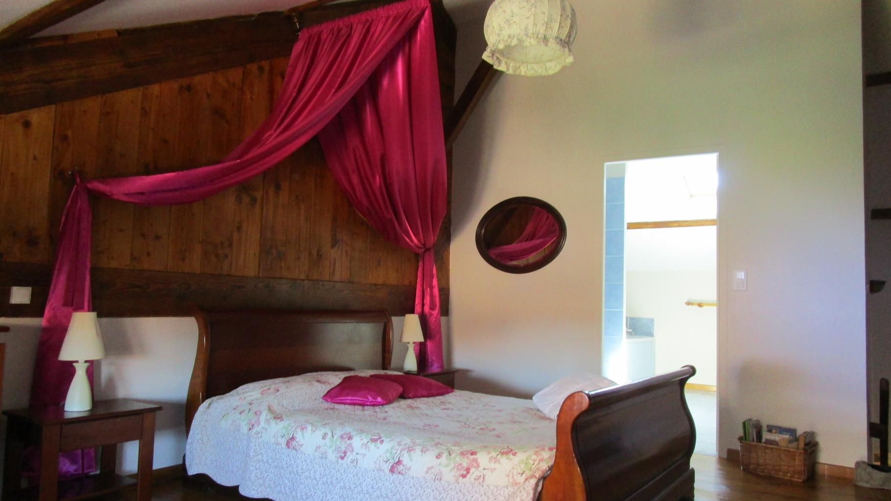 chambre, Gîtes et chambre d'Hôtes Peyrecout Tarn Cordes Albi
