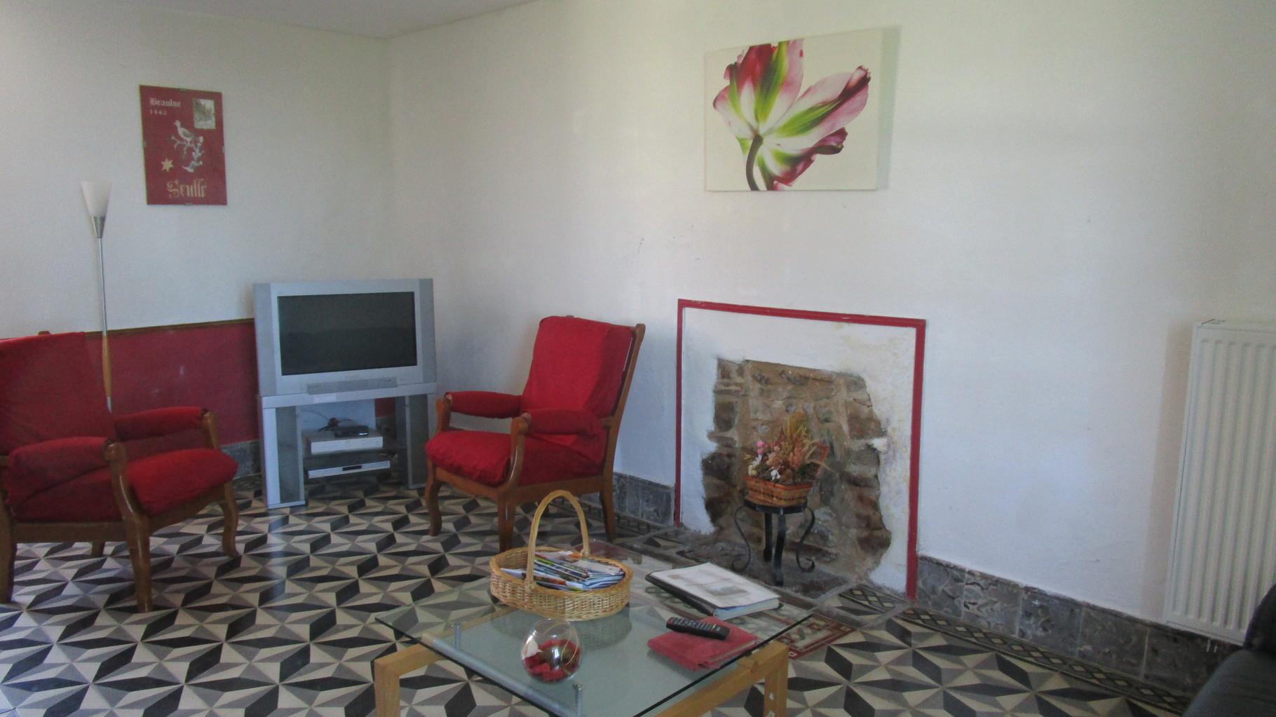 coin TV, Gîtes et chambre d'Hôtes Peyrecout Tarn Cordes Albi