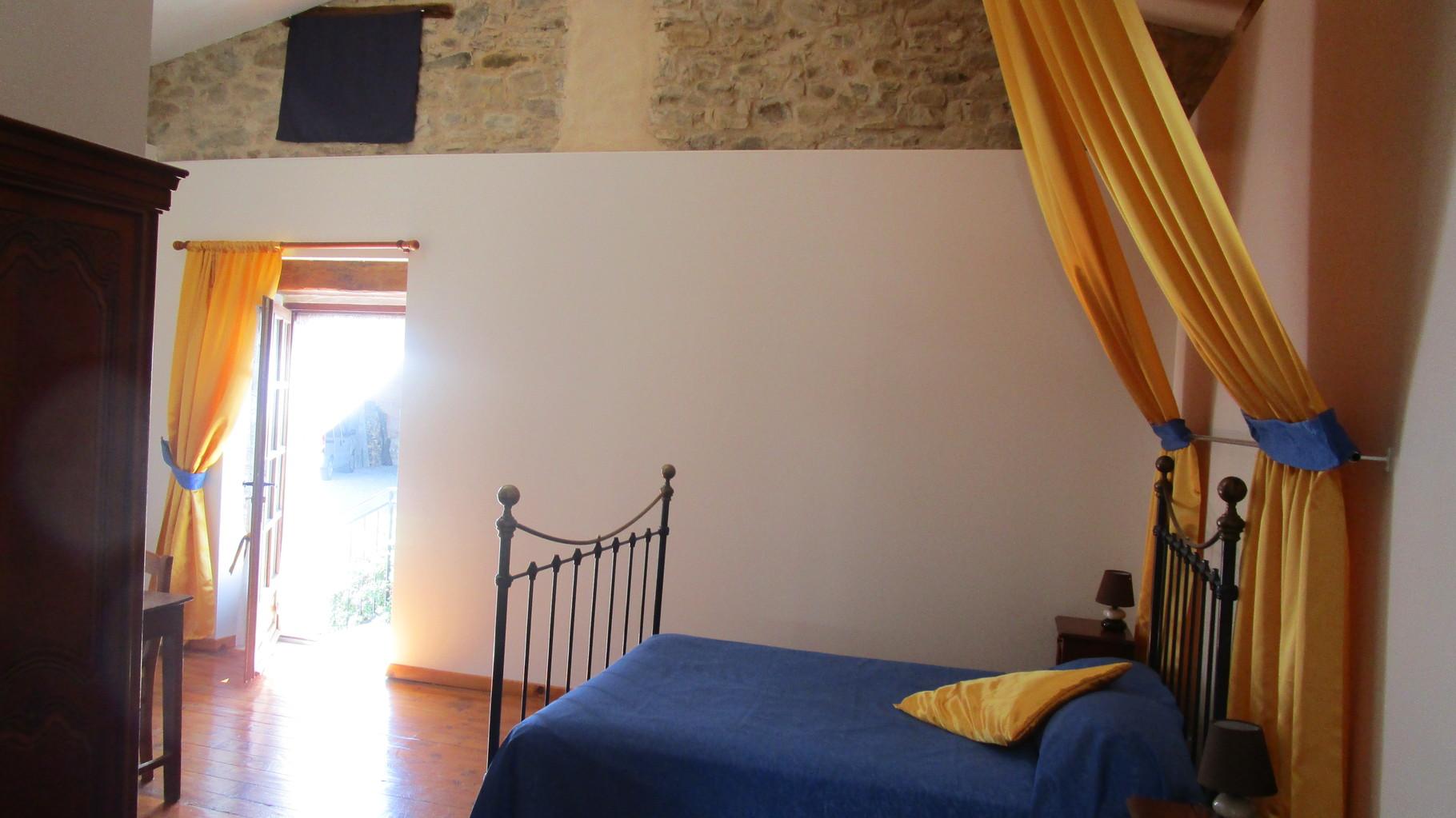 chambre princesse, Gîtes et chambre d'Hôtes Peyrecout Tarn Cordes Albi