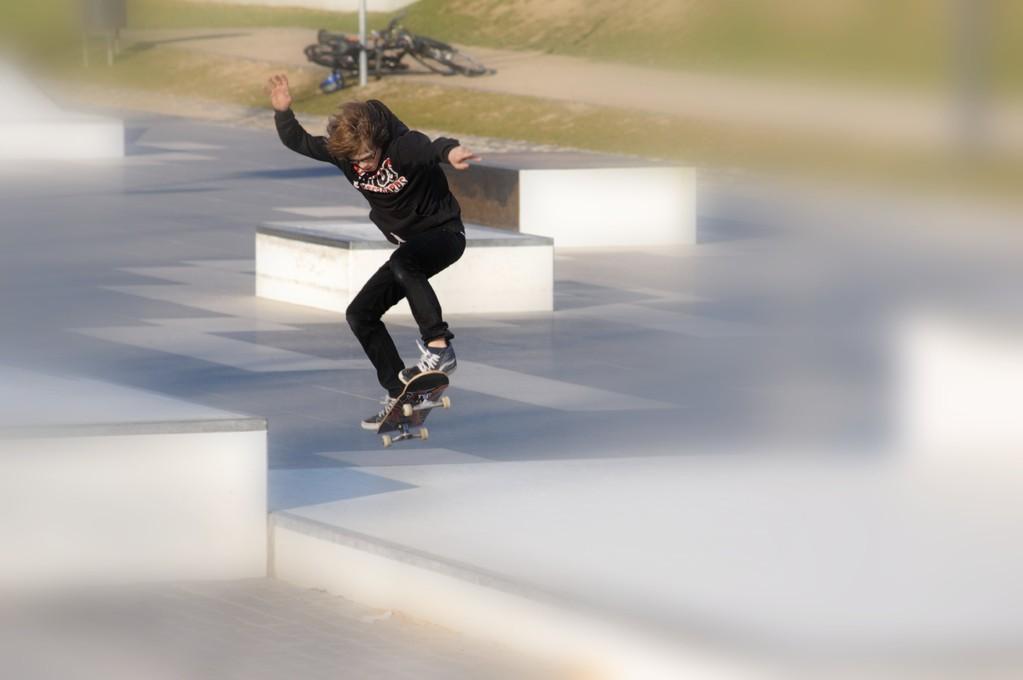 Skaterpark Rheinauhafen
