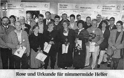 Foto: Holzkirchner Merkur / Plettenberg - 2.6.2001