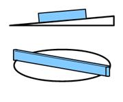 土木工事(枡やポンプ等)での傾斜測定