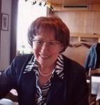 Fahnengotte Irene Bürgi