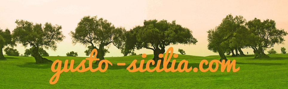 Olivenöl aus Sizilien