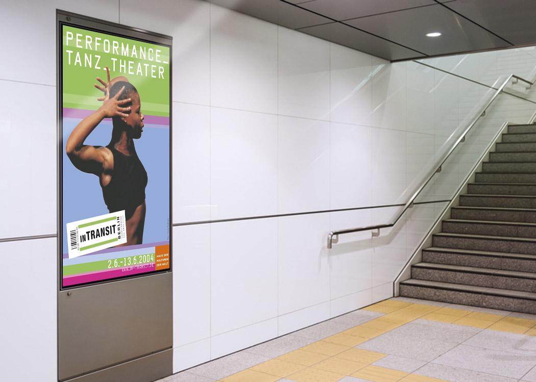 U-Bahn Plakat