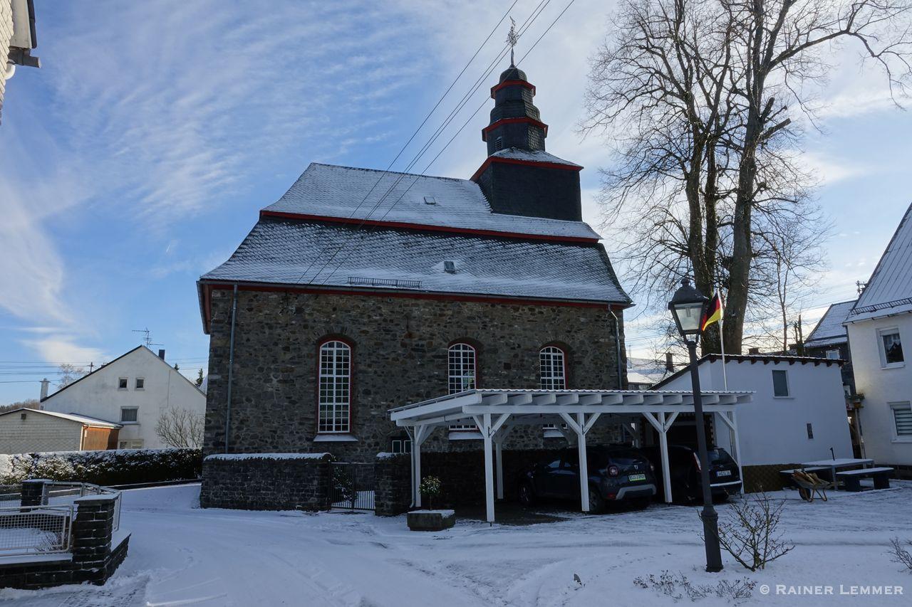 Kirche in Liebenscheid