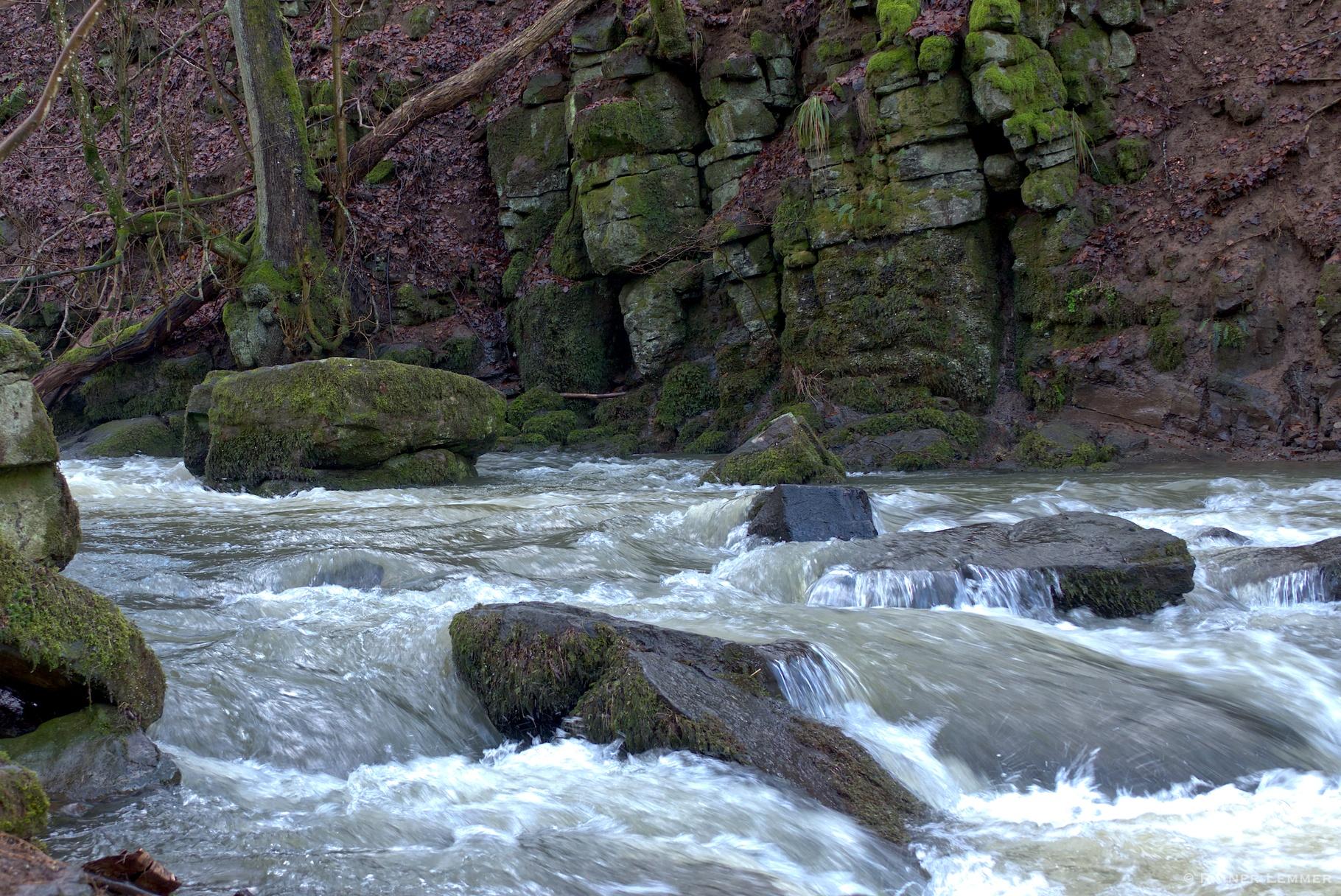 """3 km Fotowanderung im """"Westerwälder Grand Canyon"""" 😉 -  Die Holzbachschlucht"""