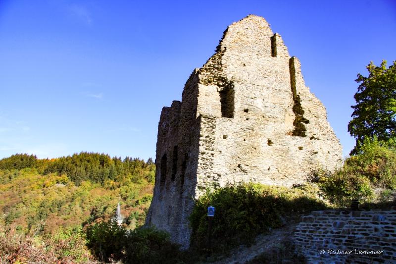 Schlossruine Isenburg