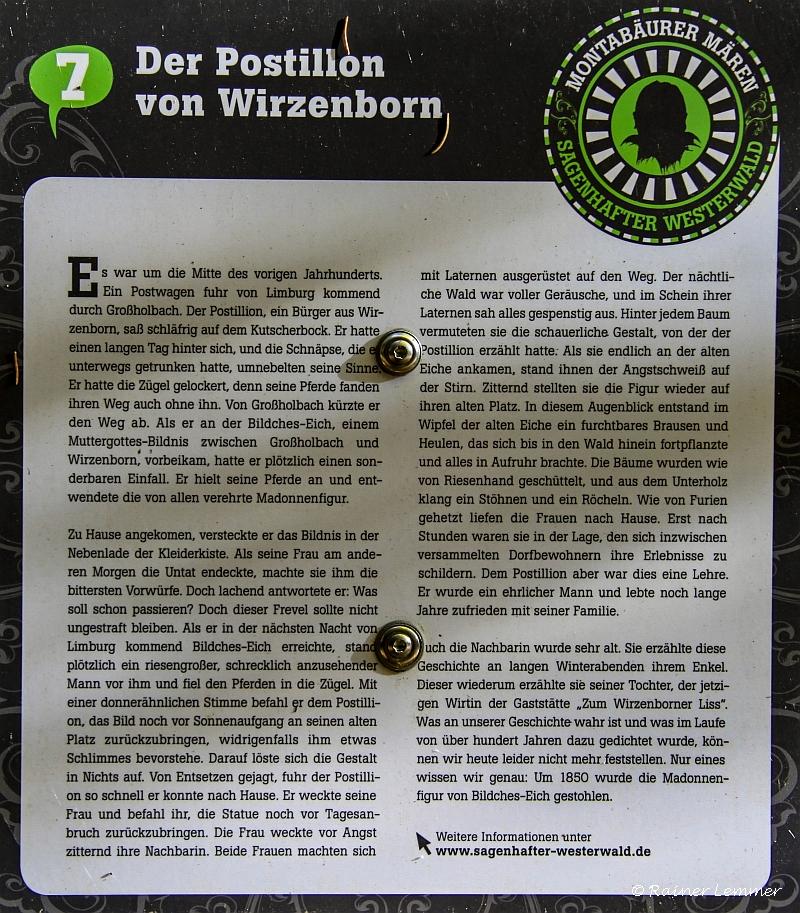 Postillion von Wirzenborn