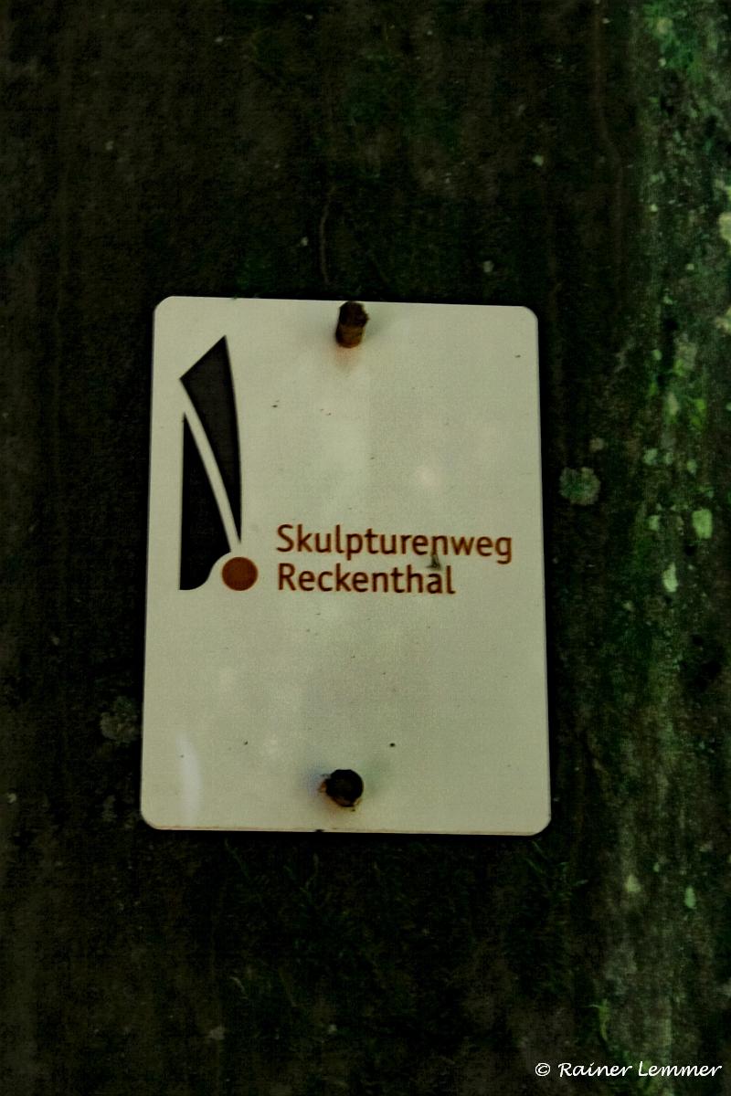 Reckenthaler Skulpturenweg