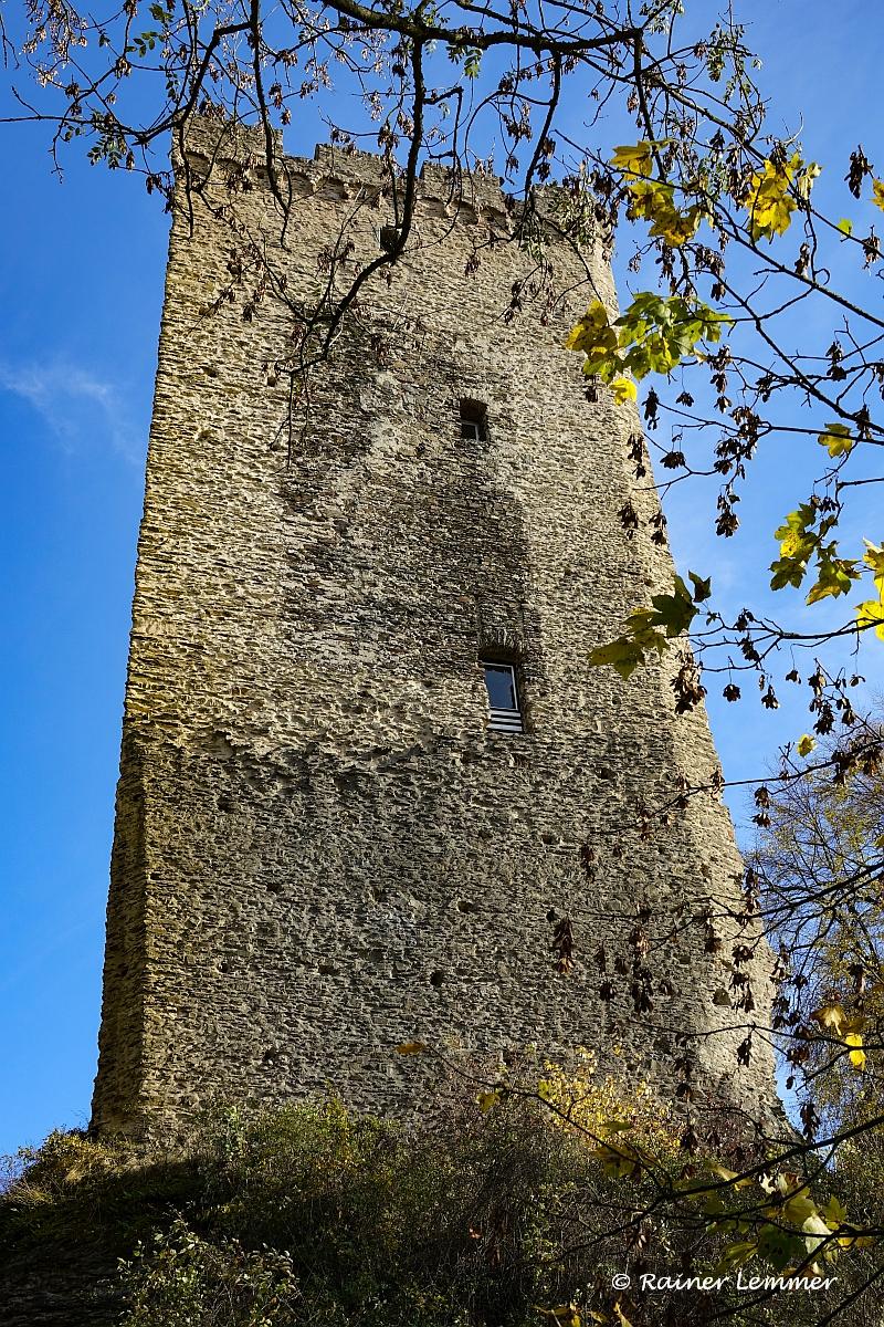 Bergfreid Burg Grenzau