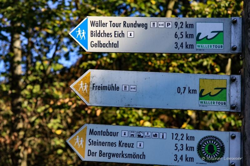 Wäller-Traumtour Eisenbachtal