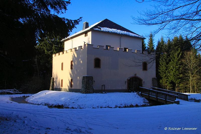 Alte Burg zu Rothenhain
