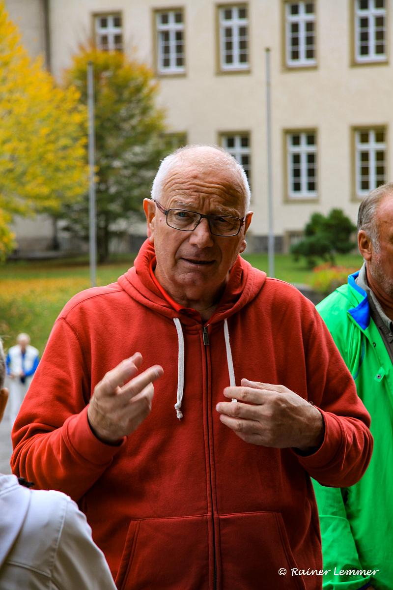 Wanderfürhrer Dieter Klinz