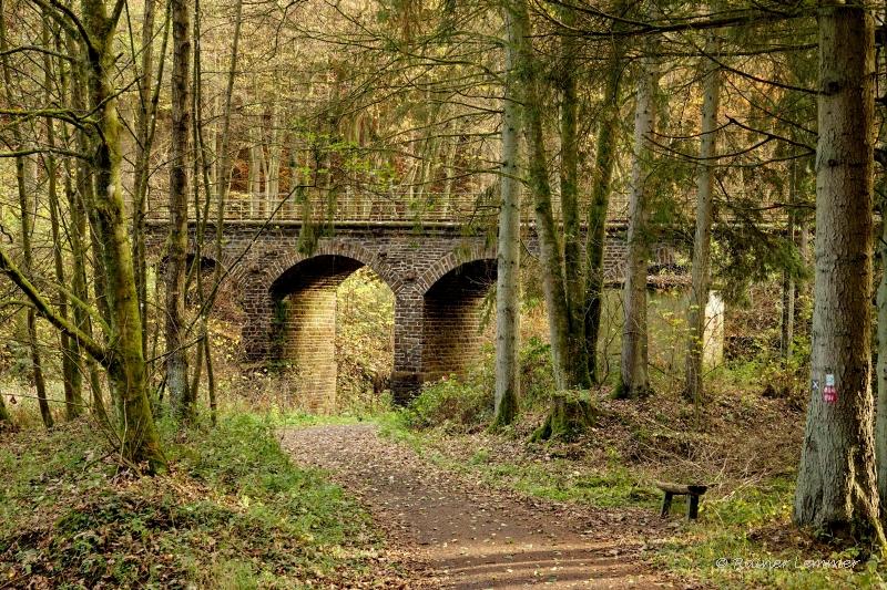 Brexbach Eisenbahnbrücke