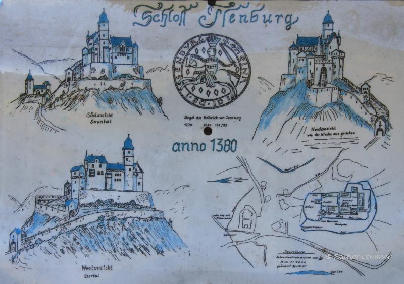 Schloss Isenburg Ansicht