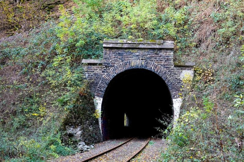 Brexbachbahn Tunnel