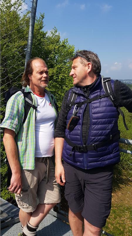 Erika Pritzkau   Tolle Wanderung mit Semi Ausblick 👍 01. Mai 2019 12:43 Uhr